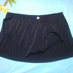 Swimsuit skirt size 16